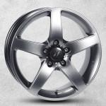 AL VW Volkswagen 5112 16X7,0 42 FIVE SL 66,6